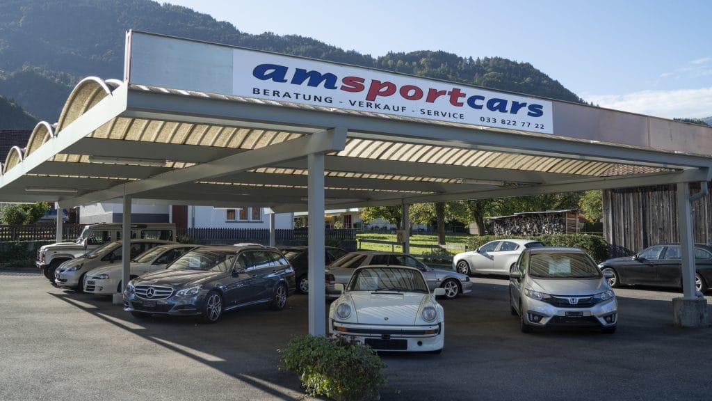 Die besten Occasionen in der Autogarage von am-sportcars