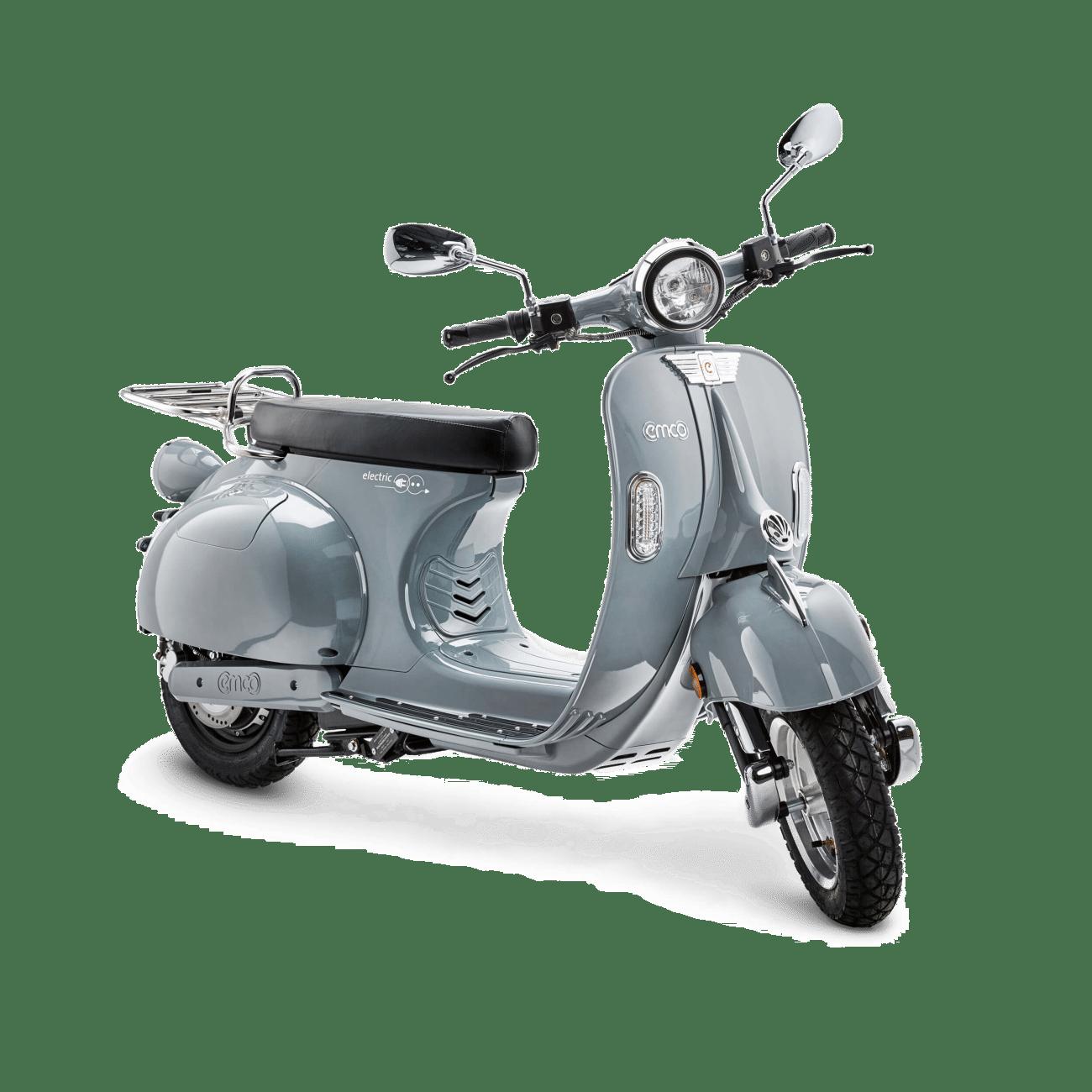 Das nostalgische E-Scooter Modell NOVA R 3000